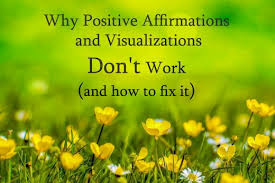 Why Don't My Positive Affirmations Work? - Ray Williams