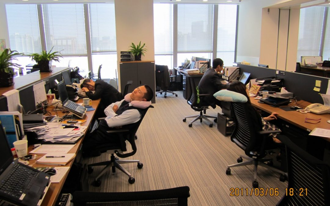 How Napping Can Make You More Productive and Healthier