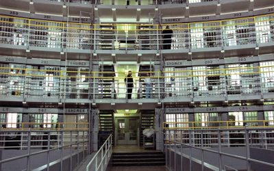 How the U.S. is Becoming a Nation of Prisoners and Ex-Offenders