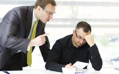 How Workplace Bullying Destroys Well-Being and Productivity