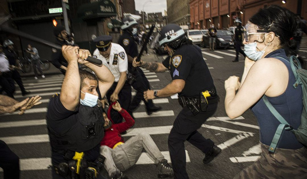 """Warrior"" Police, Militarization and White Nationalists' Infiltration"