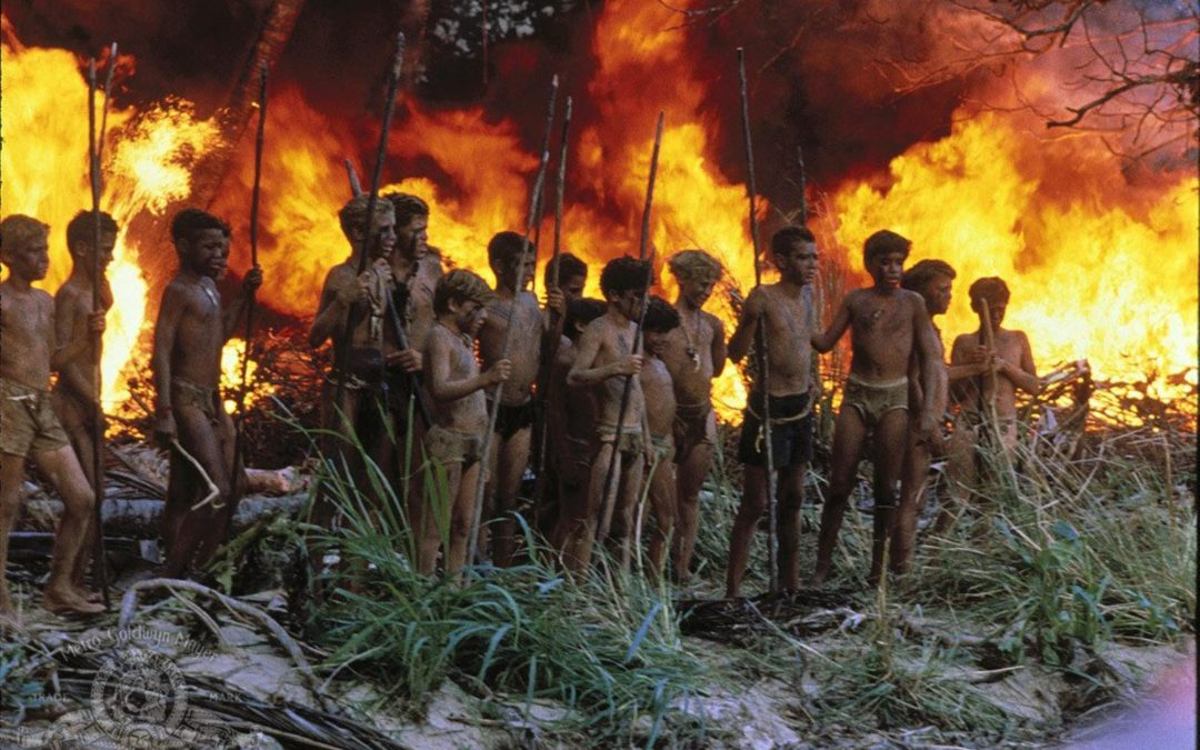 How The Lord of the Flies is a Myth and a False Representation of Humanity